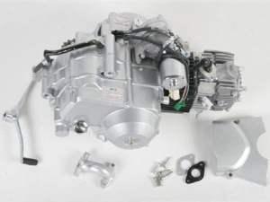 004060 MOTORE 3 MARCE SEMIAUTOMATICO 125 cc con retromarcia PER MI