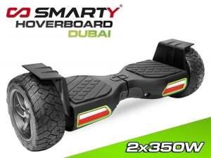1178020 2x 350W Smarty Hoverboard 8.5 Zoll Dubai Offroad