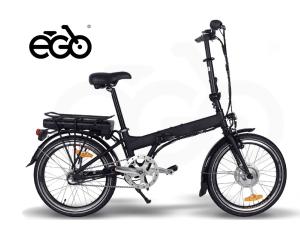 bicicletta elettrica E-GO! QUICKLINE CANNES