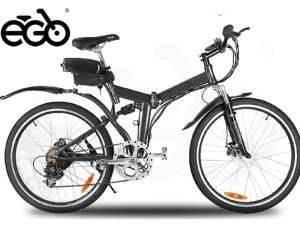 """Bicicletta Elettrica E-GO! CHICAGO 26"""" 250W"""