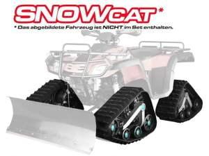 Kit catene per cingoli ATV Snowcat B4