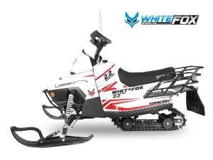 Motoslitta WHITEFOX SNOWRIDER