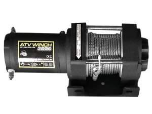 Verricello Elettrico Winch 3000 per Quad/ATV