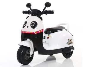 1191216 Panda Scooter MINI AUTO MOTO ELETTRICA PER BAMBINI
