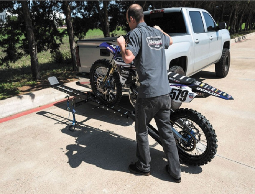 accessories for hauling motorcycles