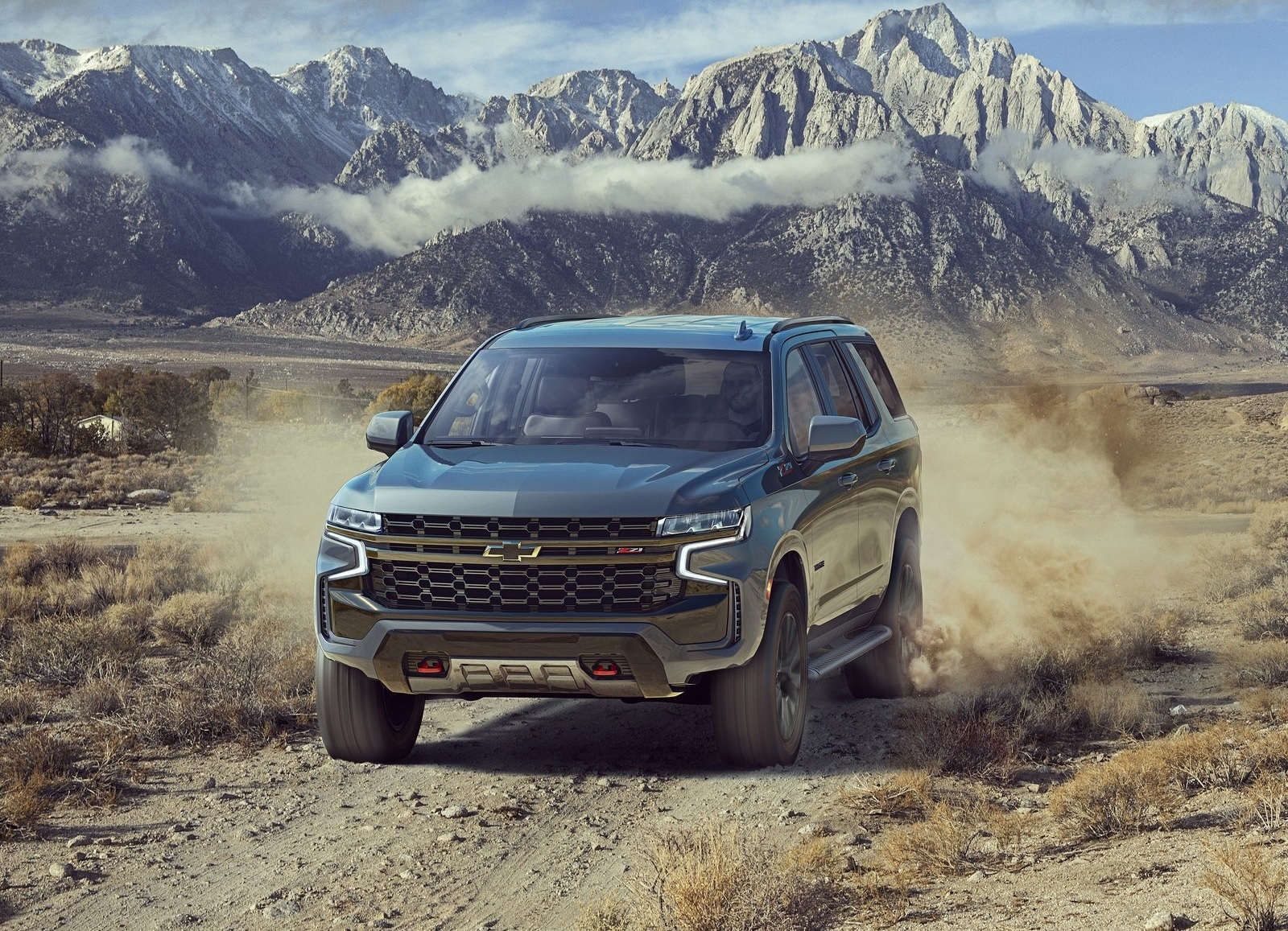 the 2021 chevy tahoe and suburban just