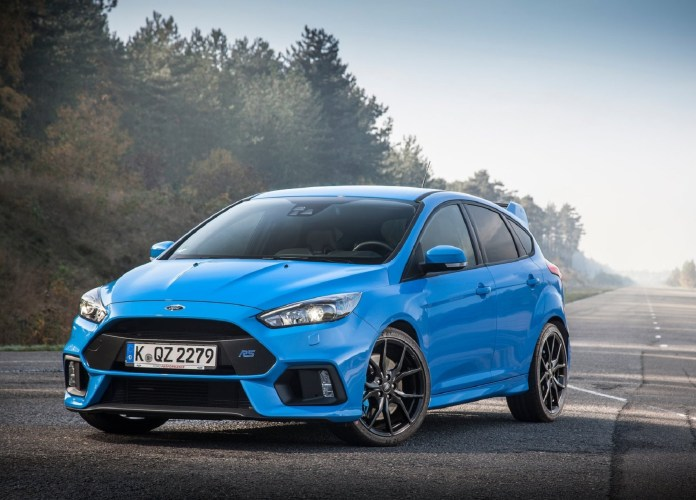 Does The Ford Focus Rs Deserve The Hype