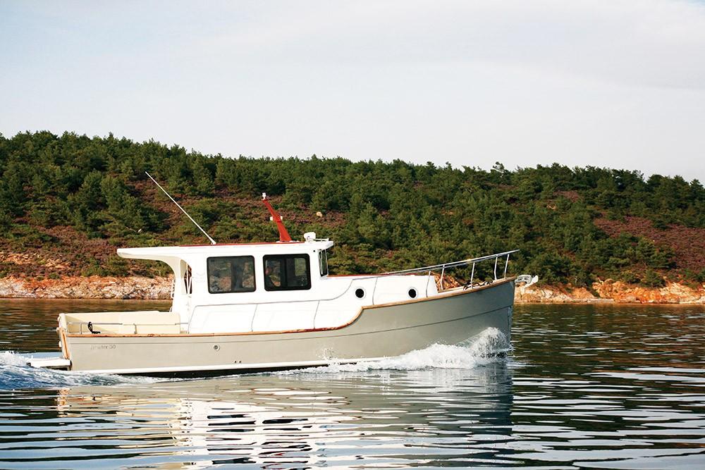 Kuzey Ege Yatcilik-Trawler 30