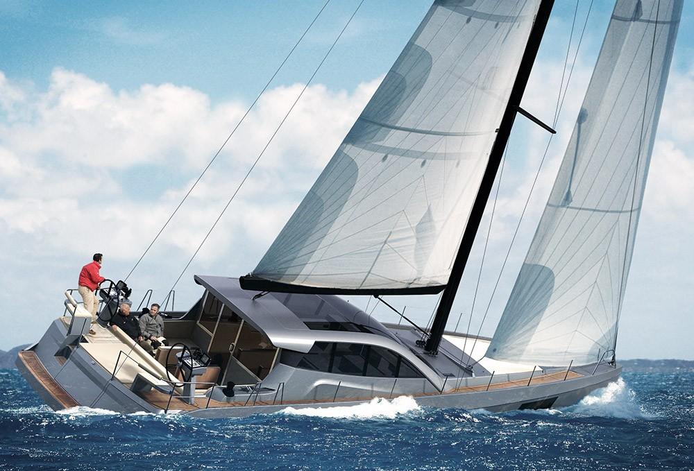 BD Yachts - BD56