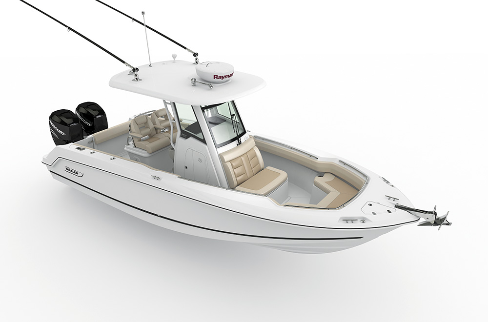 Boston Whaler 250 Outrage - Deniz Yatcilik