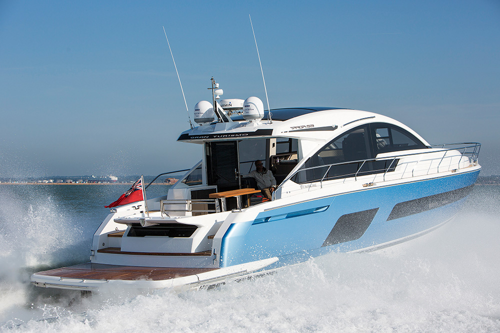 Fairline Targa 53 GT - Dış