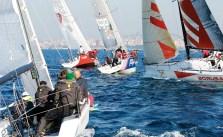 Türkiye Açıkdeniz Yarış Kulübü'nün Pirelli desteğiyle düzenlediği Sonbahar 3 yarışında İstanbullu yelkenciler yarışa doydu.