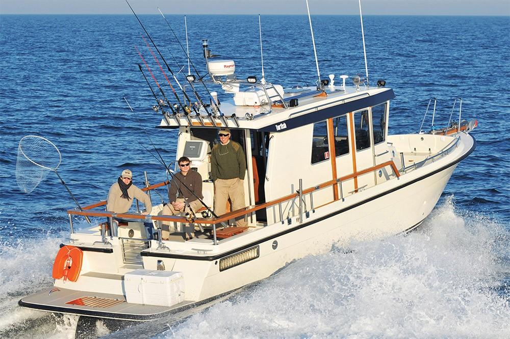 Targa Tarfish 820 - Marina Deniz Araçları
