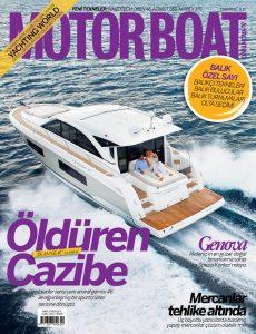 Motor Boat & Yachting Türkiye-Eylül Sayısı