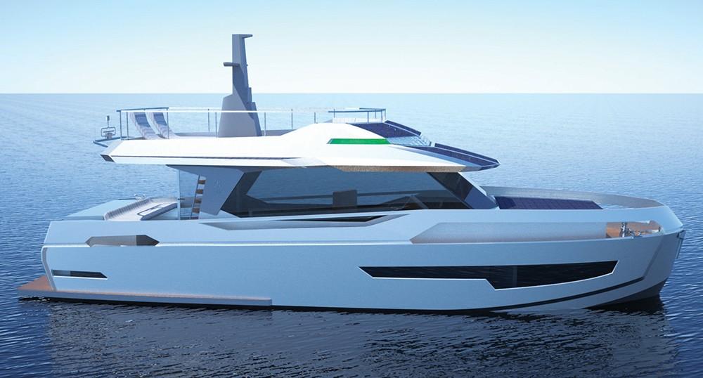 GreeNaval 47 - Hibrit Öncüsü Tekneler
