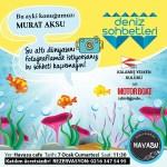 Deniz Sohbetleri Ocak ayı konuğu Murat Aksu