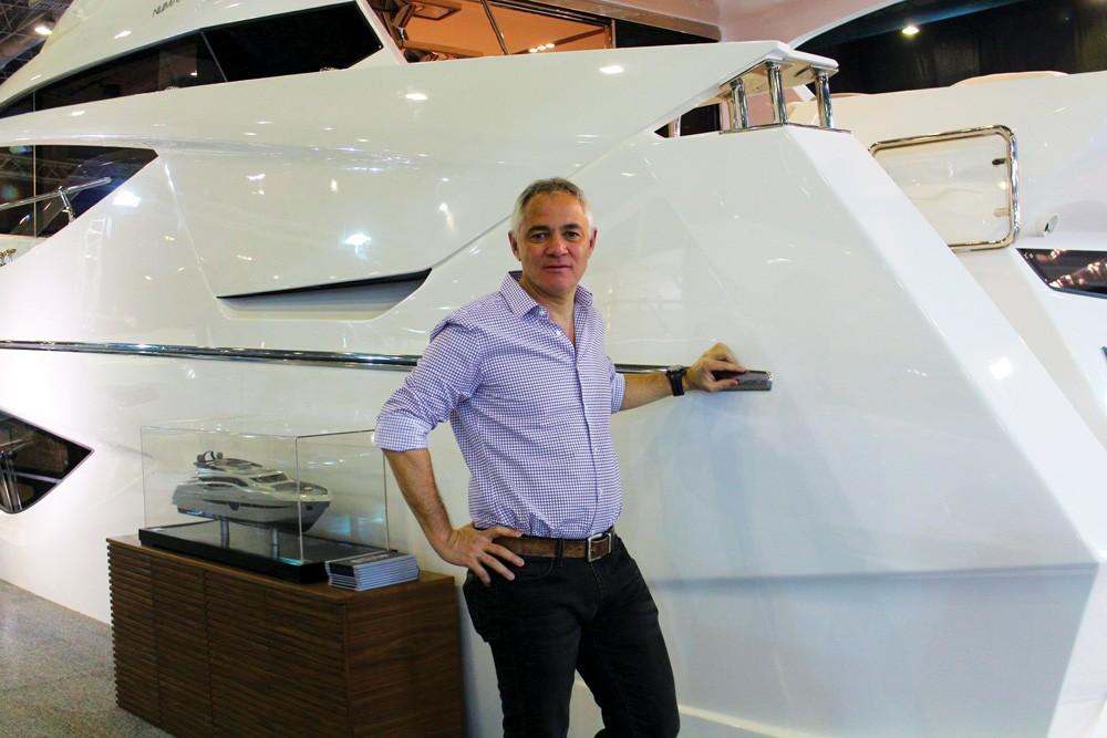 CNR Avrasya Boat Show - Numarine Ömer Malaz