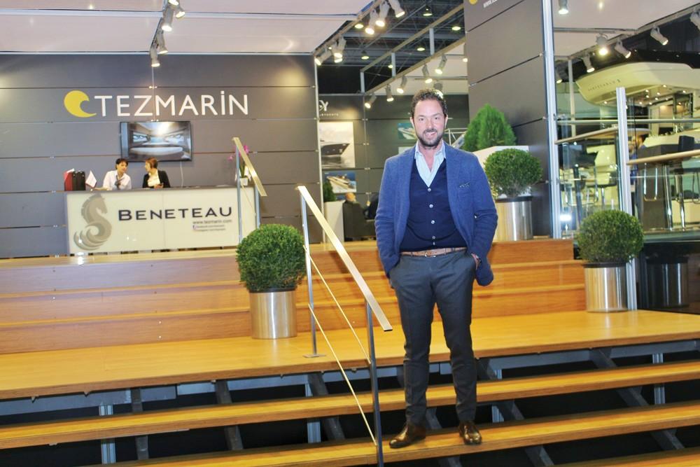 CNR Avrasya Boat Show - Ralf Tezman