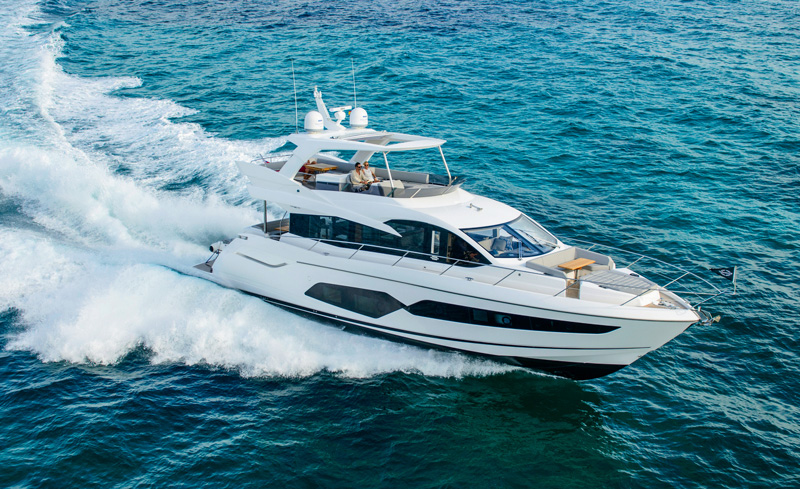 Sunseeker Manhattan 66 Test