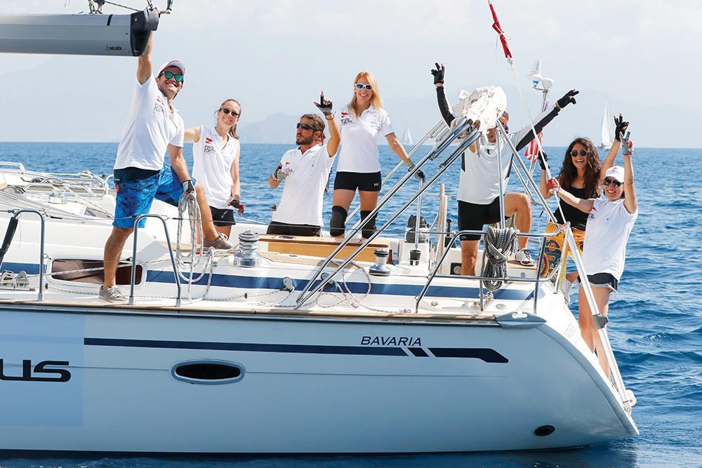Rixos Sailing Cup 2017