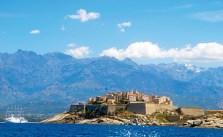 Korsika adası