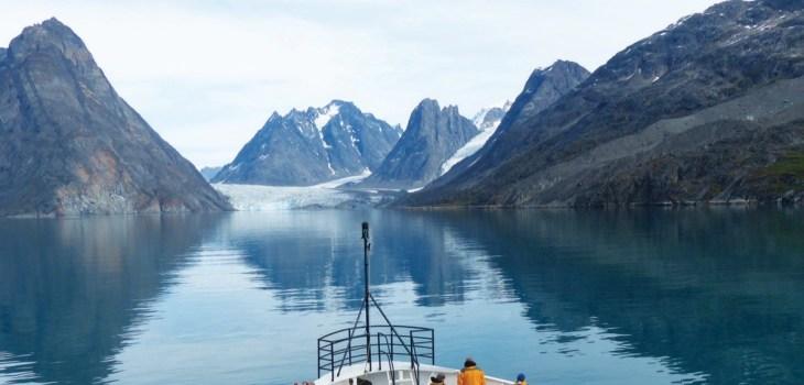 El Değmemiş Tabiat Grönland