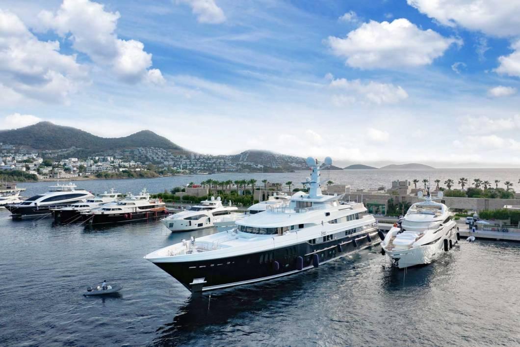Yalıkacak Marina - Megayat Kaiser