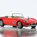 Used 1962 Ferrari 250 Gt Swb California For Sale 139 900 Motorcar Classics Stock 1158