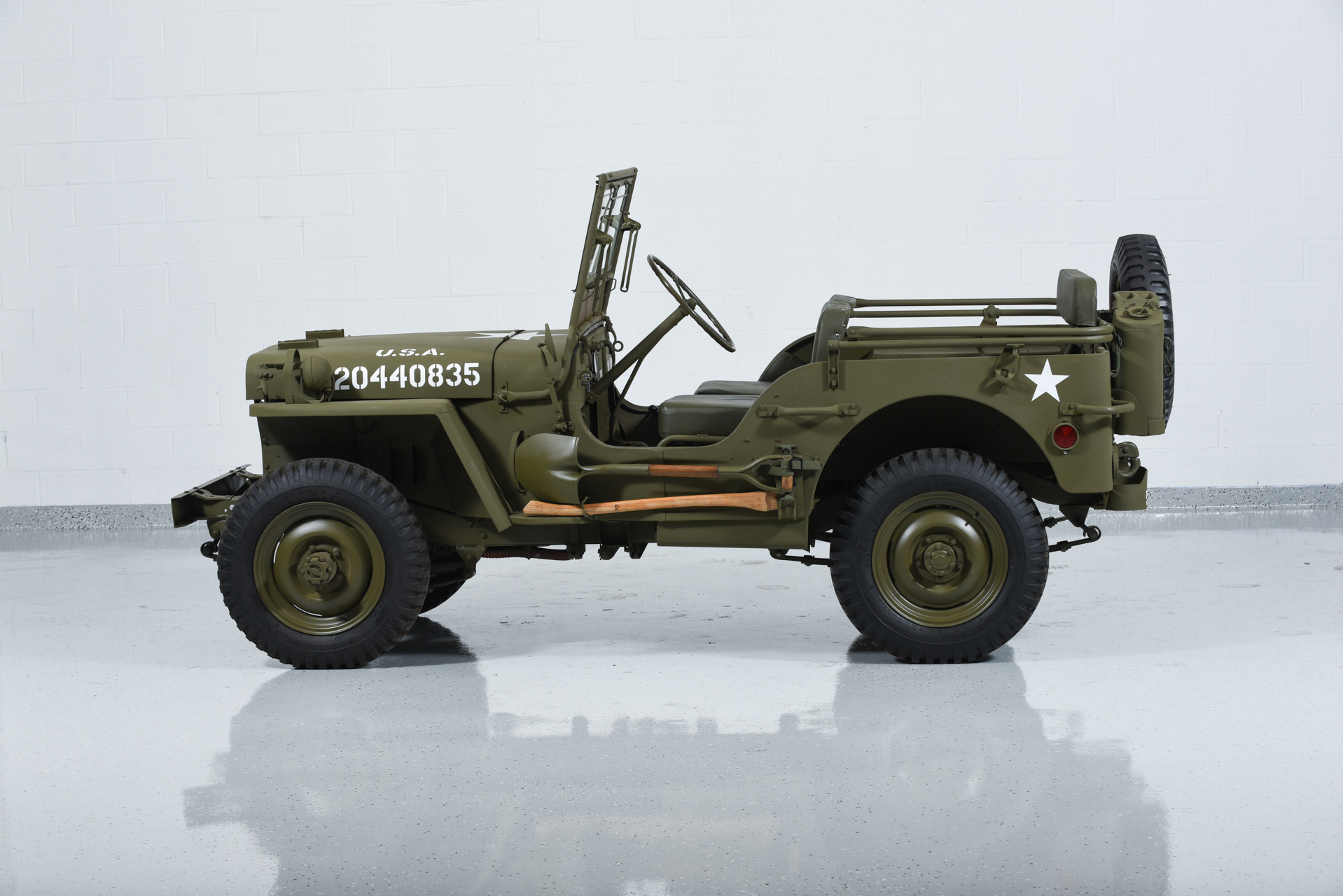 medium resolution of 1941 jeep willys mb military