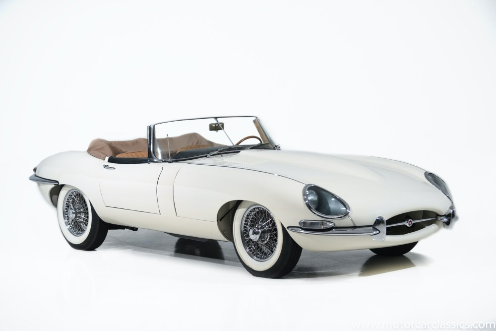 medium resolution of used 1965 jaguar e type xke farmingdale ny
