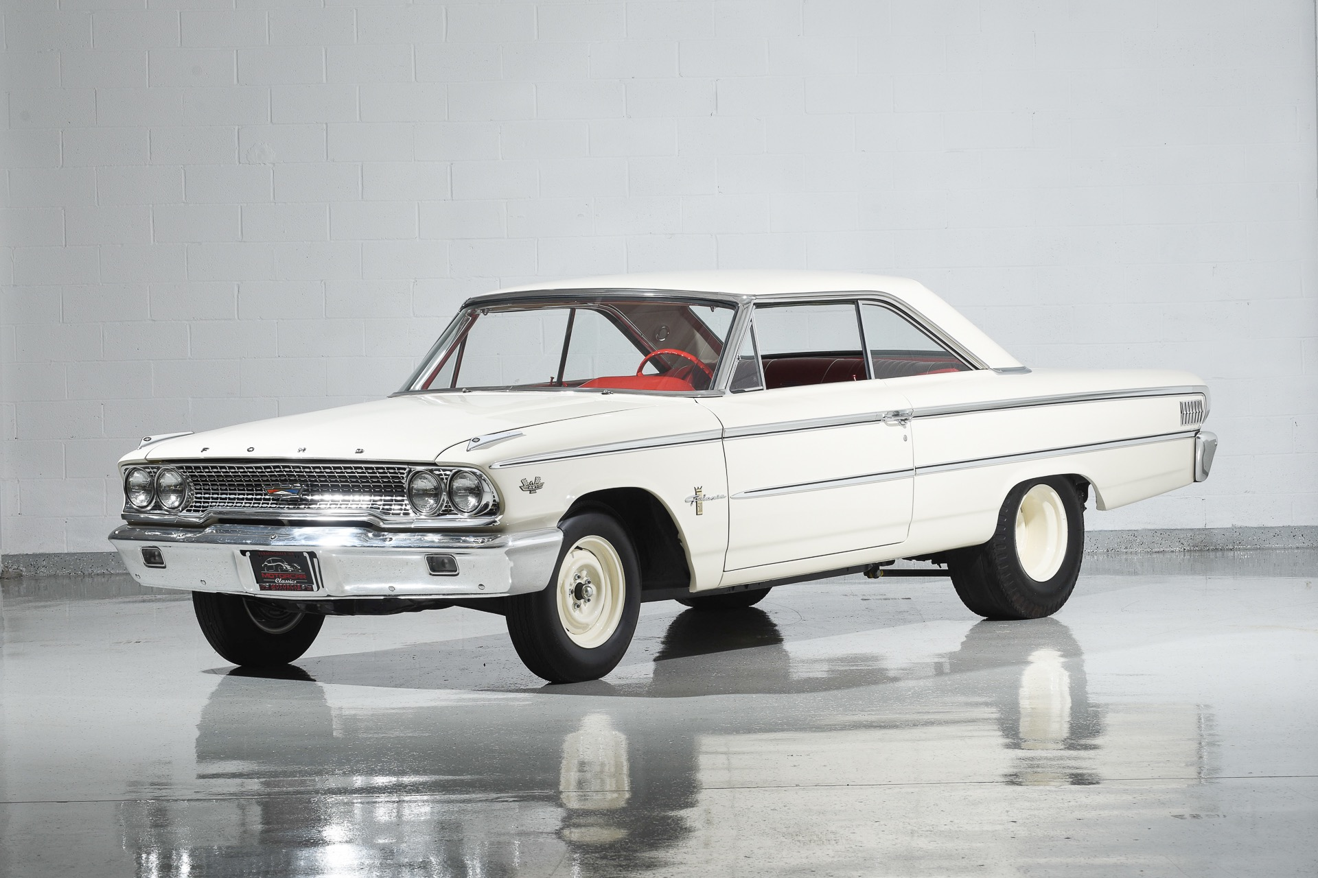 1963 Ford Galaxie Lighting System Wiringdiagrams