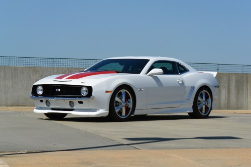 small resolution of used 2010 chevrolet camaro 2ss 69 retro show car jackson car sold
