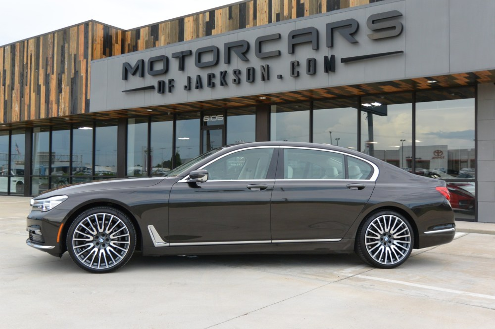 medium resolution of used 2017 bmw 7 series 740i for sale