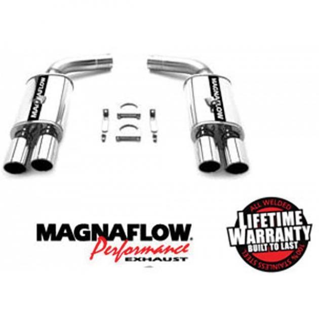 Corvette Mufflers, Magnaflow, 1992-1996