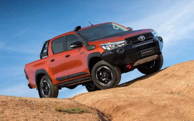 Toyota HiLux Rugged X