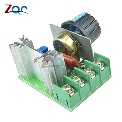 Printing Instrumentation Medical Equipment,etc Food Electronics Motor Speed Control AC 220V,400W 90-1400r//min 90-1700r//min Speed Controller,Pinpoint Regulator For Packaging