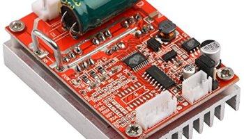 AC 110V Input DC 24V-90V Output Motor Speed Controller