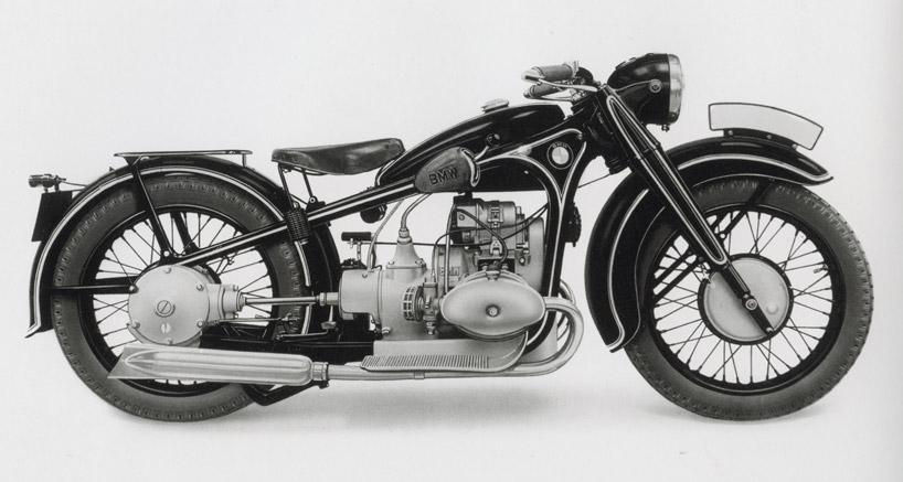 BMW R 17, 1935