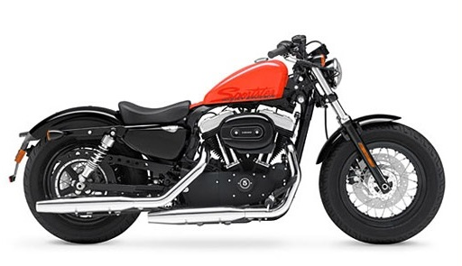 Harley-Davidson XL Forty-Eight - 2010