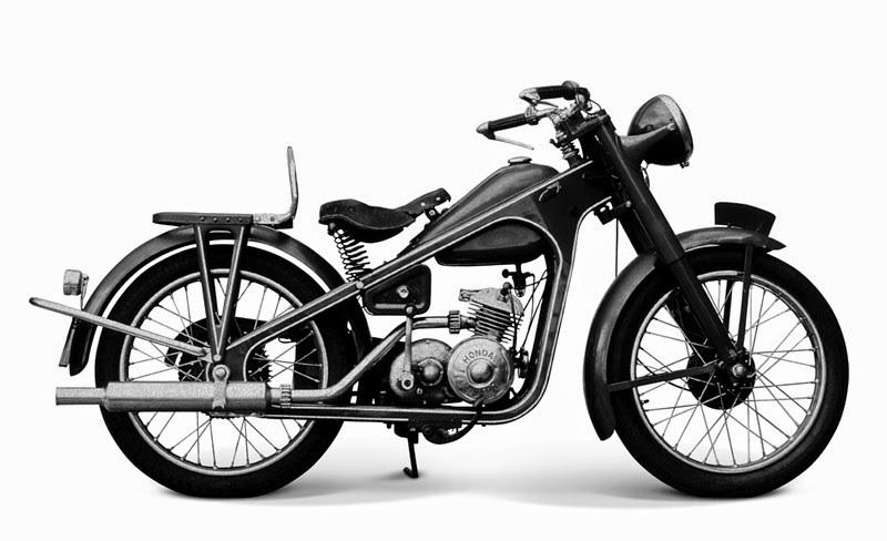 Honda Dream D-Type - 1949