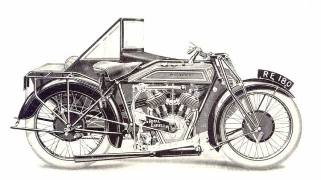 Royal Enfield Model 182 - 1926