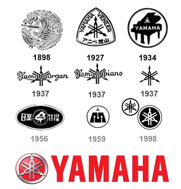 Yamaha Logoları