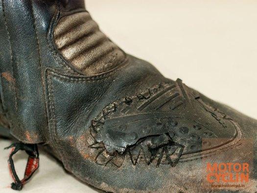 Oxtar TCS Sport Boots Shifter PatchWork