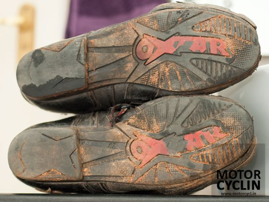 Oxtar TCS Sport Boots Sole