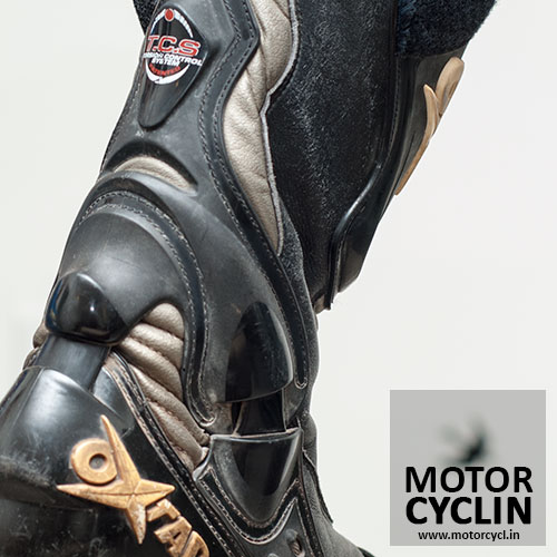 Oxtar TCS Sport boots - What Is TCS