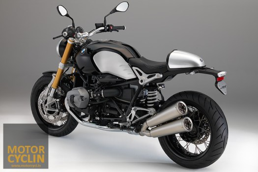photos of BMW R nineT studio