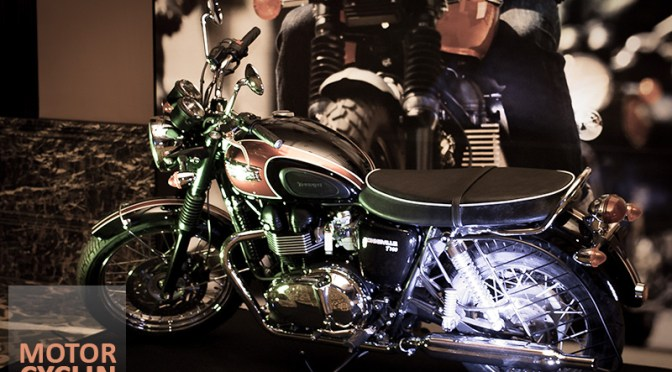 Triumph Motorcycle Store opens in Bangalore