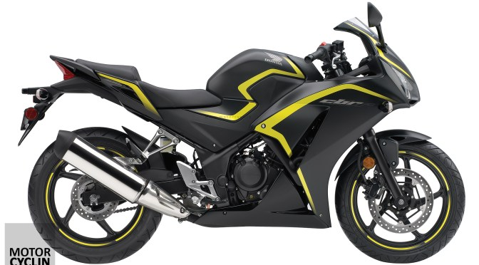 2015 Honda CBR300R and CBR300R ABS – Specs and pics