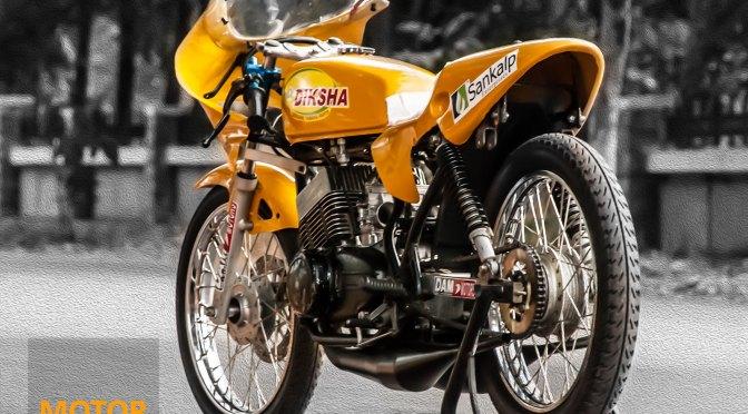 9 Photos - Yamaha RD 350 Drag Bike - Just Motorcyclin' Around