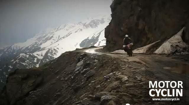Hero Impulse in Leh